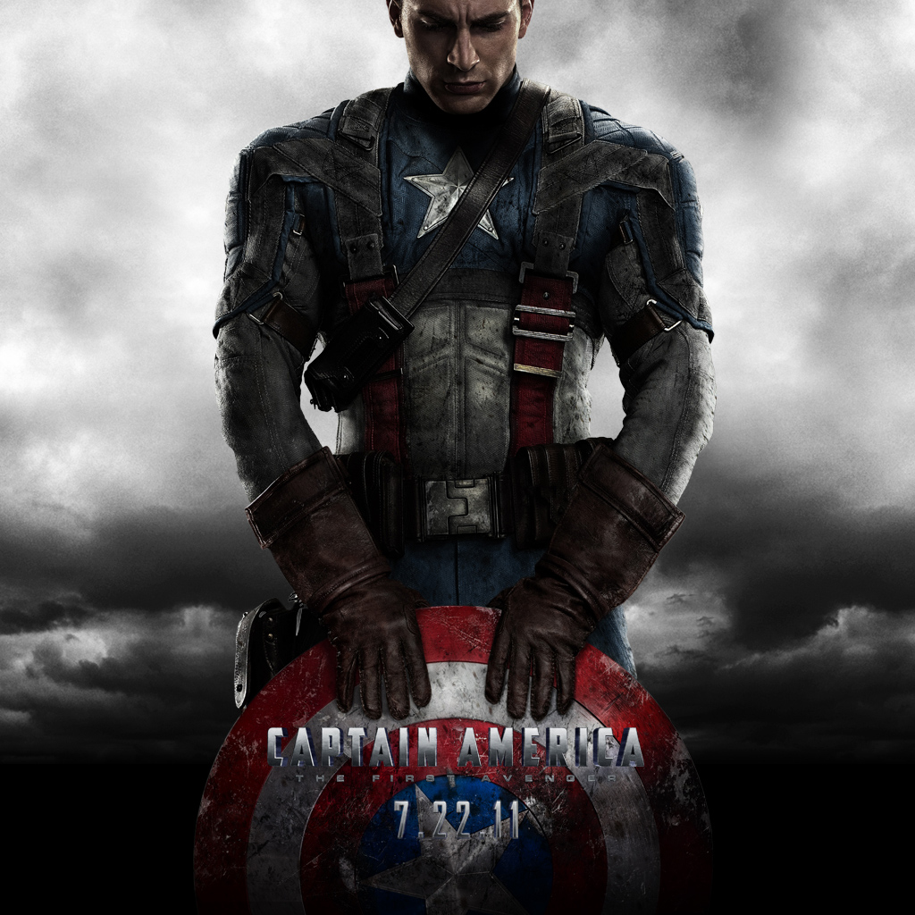 Captain america iPad Wallpaper | Download free iPad ...