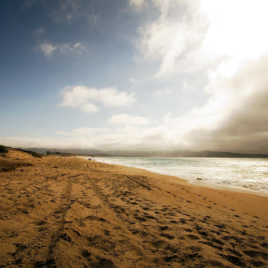 Beach Landscape Ipad Wallpaper Download Free Ipad
