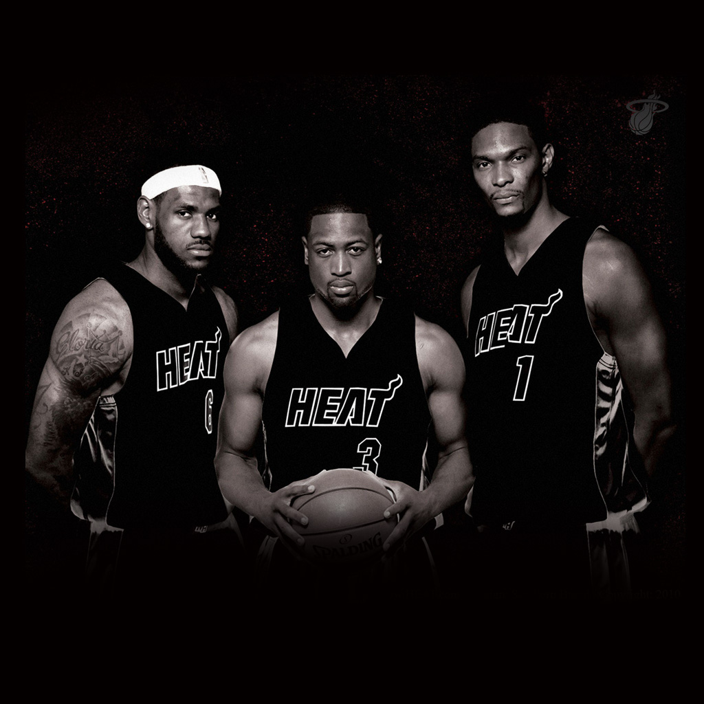 Miami Heat Ipad Wallpaper Download Free Ipad Wallpapers